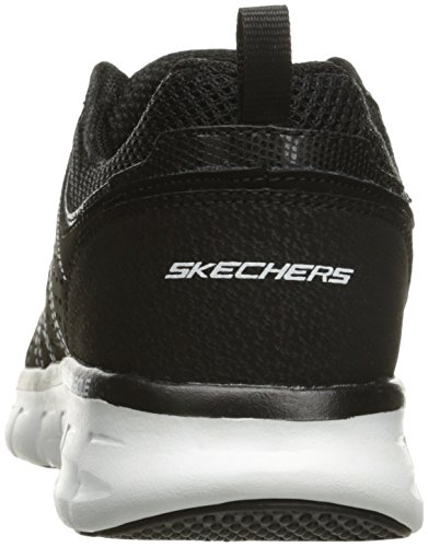 Skechers Synergy Look Book Damen US 7.5 Schwarz Turnschuhe
