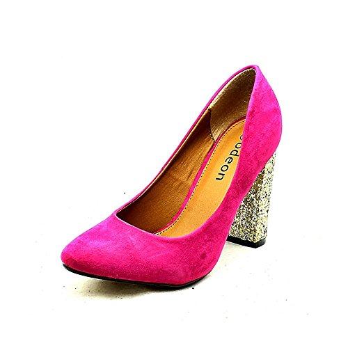 se corte con tal puntiagudos oras suedette zapatos Las d6YId