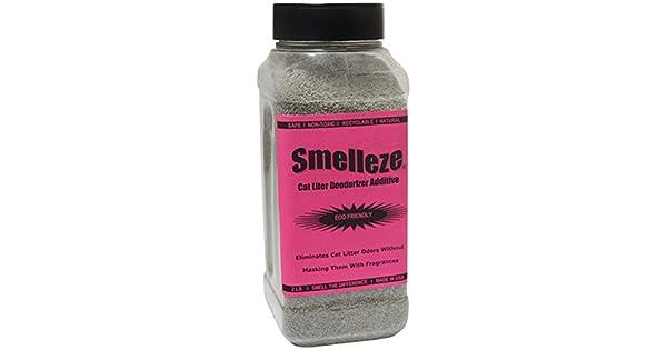 Elimina fecal Stink SMELLEZE Natural caca olor Eliminaci/ón Deodorizer De Aromas 2 Lb