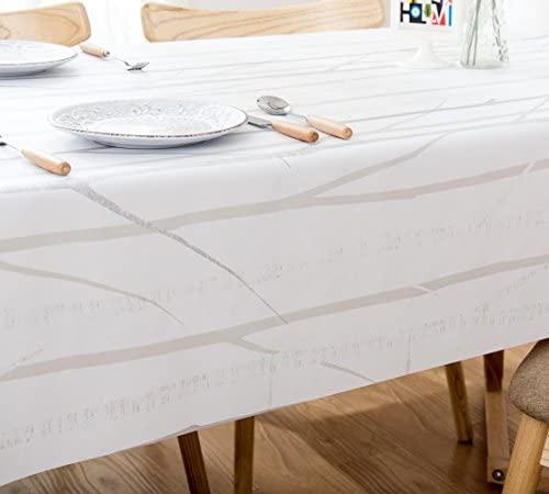 Amazon.com: Mantel LeeVan, rectangular, para mesa ...