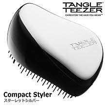 Tangle Teezer Compact Styler Silver