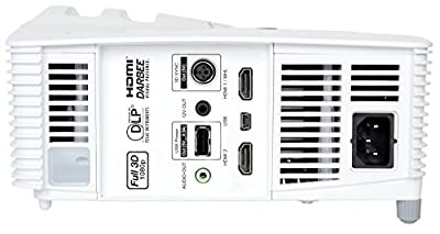 Optoma HD28DSE 1080p 3D DLP Home Theater Projector