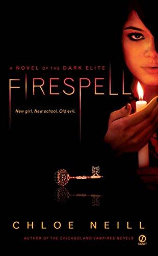 Book cover for Firespell