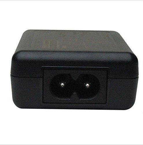 Genuine Original OEM for Casio AD-C53U USB AC Adapter EX-ZS5 EX-Z3000 EX-TR100 EX-ZS10 ZS12 (Casio Camera Tr100)