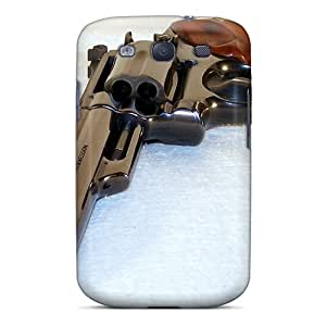 New Arrival Case Specially Design For Galaxy S3 (smith Wesson Model 19)