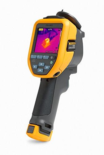 Fluke TIS10 9HZ Thermal Infrared Camera, Fixed Focus, 80x60 Resolution
