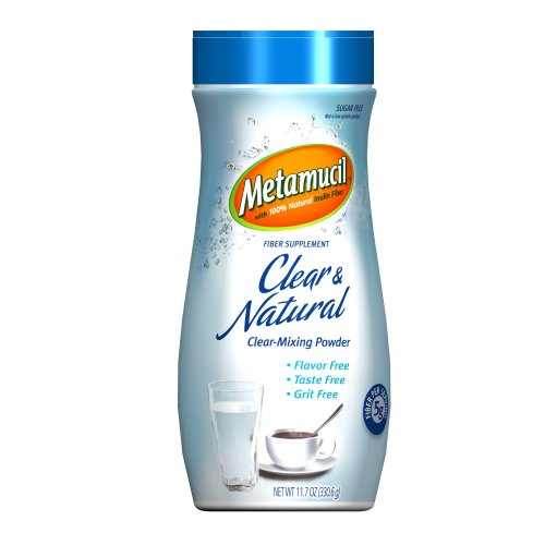 Metamucil-mélange de poudre de 57 portions 11,7 Oz