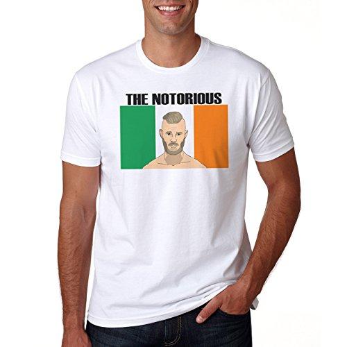Conor McGregor Notorious Fighter Herren T-Shirt