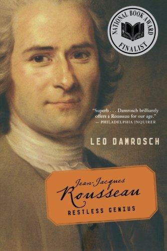 Jean-Jacques Rousseau: Restless Genius pdf epub