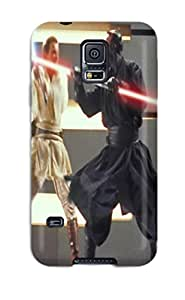 Hot New Star Wars Tv Show Entertainment Case Cover For Galaxy S5 With Perfect Design
