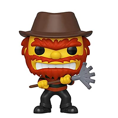 Funko Pop! Animation: Simpsons - Evil Groundskeeper Willie, Fall Convention Exclusive: Toys & Games