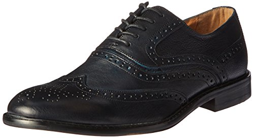 - English Laundry Men's Hyde Park Oxford, Navy, 11 M US