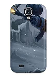 Hot XqRdhkE2260weRbB Case Cover Protector For Galaxy S4- League Of Legends