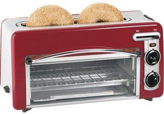 Hamilton Beach Toastation 2-in-1 Toaster