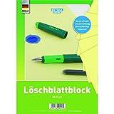 Löschblattblock, A4, 20 Blatt