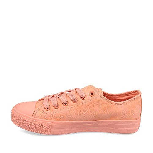 MERRY SCOTT ,  Sneaker donna rosa Rose