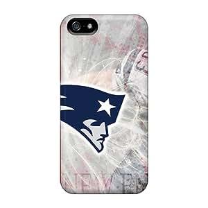 New Design Shatterproof DKD5927KEfr Case For Iphone 5/5s (new England Patriots)