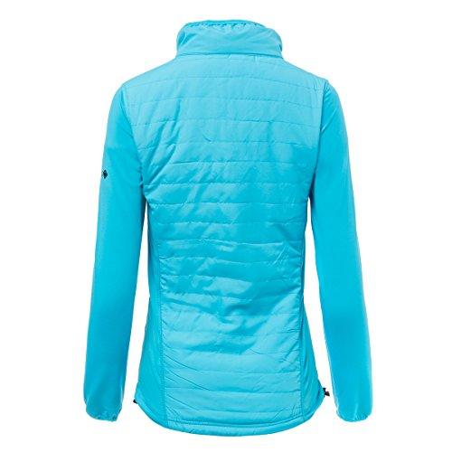 Turquoise Donna Giacca Antartida Izas Turchese Imbottita q4tXWnnOw5