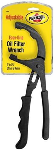 Pennzoil 19444 Easy Grip Plier Type Oil Filter Wrench
