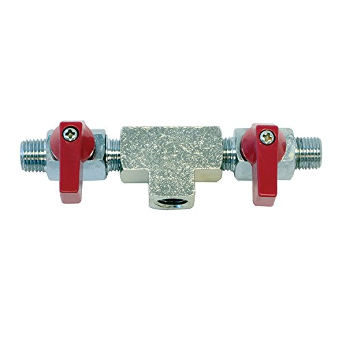 Npt Outlet (Paasche 2 Outlet Airbrush Manifold)
