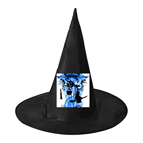 The Ghosts of The Halloween Unisex Halloween Witch Role Playing Wizard Hat for Costume Accessory