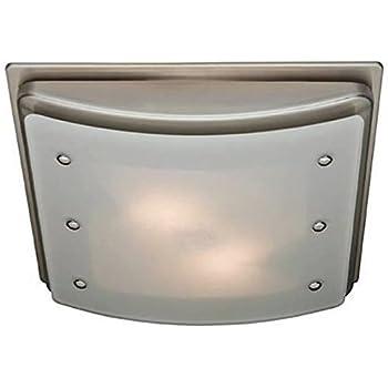 Hunter 90064 Ellipse Bathroom Ventilation Exhaust Fan With
