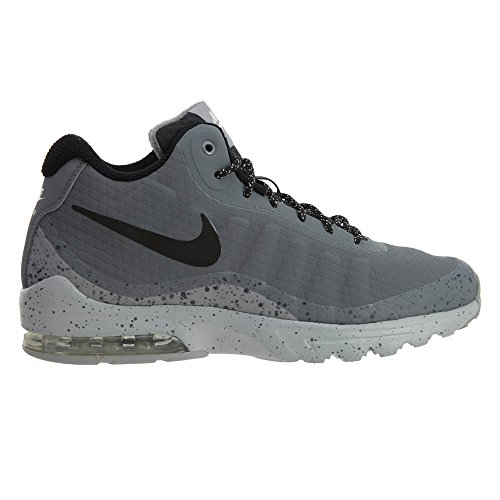 NIKE Mens Air Max Invigor Mid Casual Shoe Cool Grey/Black-wolf Grey 7WCjGp