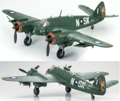 1/72 ボウファイターMk.21 グリーン・ゴースト 「ブリストルボウファイターシリーズ」 HA2305