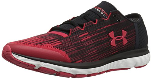 Under Armour Men E Altri Speedform Velociti Gr Scarpe Da Corsa Rosse