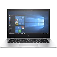 HP Elitebook X360 1030 G2 13.3 Flip Design Notebook, Windows, Intel Core i5 2.5 GHz, 8 GB RAM, 128 GB SSD, Silver (1BS95UT#ABA)