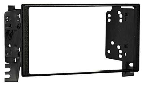 Metra 95-7321 Double DIN Installation Dash Kit for Select 2005-2009 Kia and Hyundai Vehicles