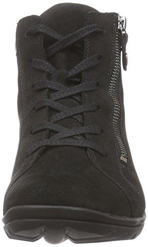 Schwarz HARTJES Casual Black Women's Schwarz Schwarz Boots XS qFFr4Xw