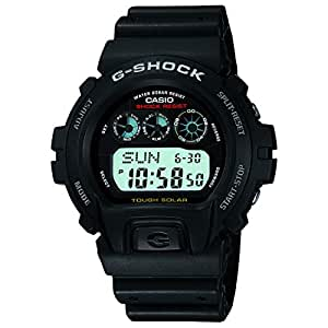 Casio G-Shock Tough Solar Black Digital G6900-1D Watch