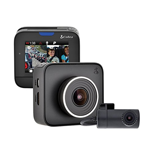 Drive HD Dash 2316D Dual-View Dash Cam with iRadar