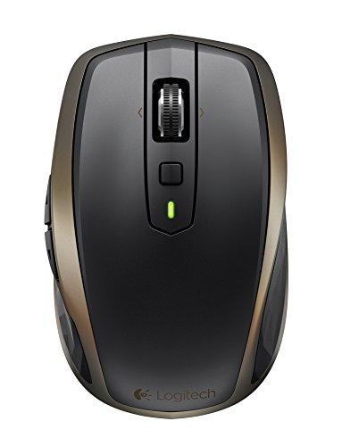 Logitech MX Anywhere 2 Wireless Mobile Mouse, Long Range Wireless Mouse