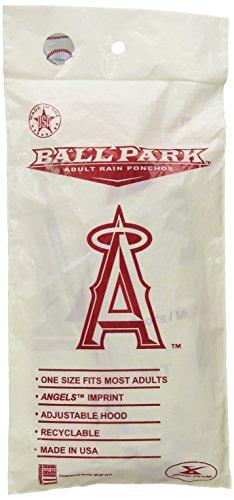 Coopersburg MLB Los Angeles Angels Rain Poncho, 18