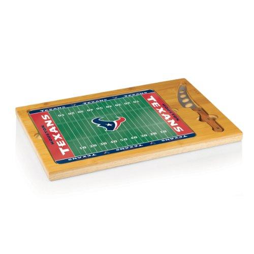 NFL Houston Texans 3-Piece Icon Cheese Set ()