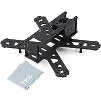 YKS DIY Mini 210 Quadcopter Frame Kit 3K Full Carbon Fiber FPV Aircraft Frame