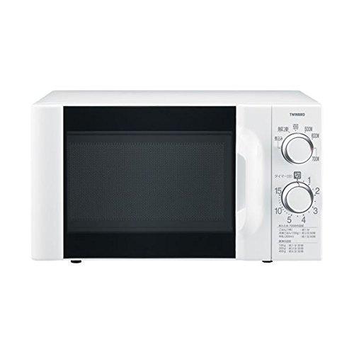 ツインバード工業 電子レンジ 1台 型番:DR-D419W5 家電 キッチン家電 電子レンジ オーブンレンジ トースター 14067381 [並行輸入品]   B07FQYJP66