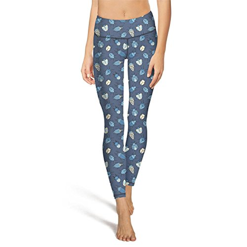 AWAWE Small Funny Bugs Gym Pants Yoga Clothes for Women