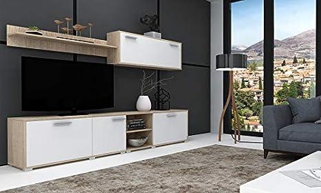 Mobili Scandinavi On Line : Home innovation mobili tv set soggiorno e pranzo stilo