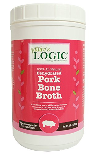 NATURE'S LOGIC Dehydrated Pork Bone Broth, (Nature Natural Pork)