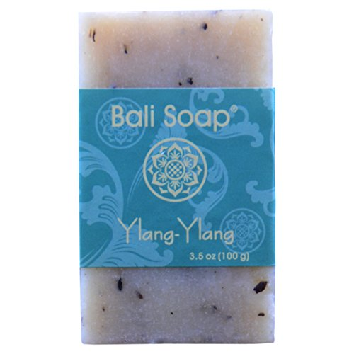 Ylang Ylang Gift (Bali Soap - Natural Bar Soap, Ylang-Ylang, 3.5 Oz each (Pack of 3))