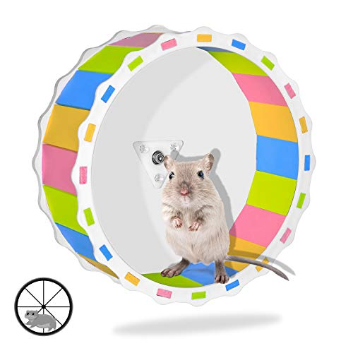 Tauner Hamster Wheel Hamster Toy Hamster Silent