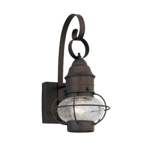 Nautical Lantern Outdoor Wall Light - 2