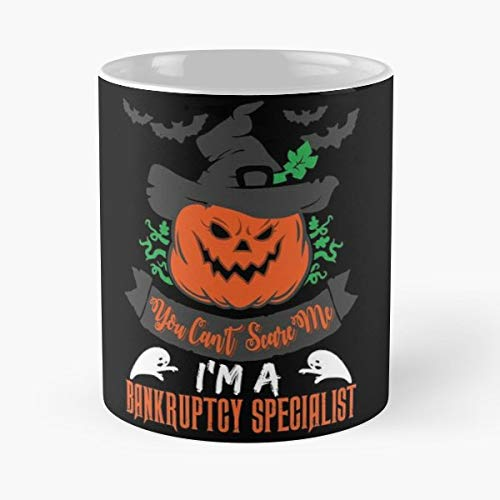 Halloween Fun Vintage Ideas For - 11 Oz Coffee Mugs Unique Ceramic Novelty Cup, The Best Gift For Halloween.