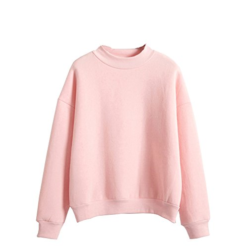ROPALIA Girls Casual Sweatshirt Outerwear