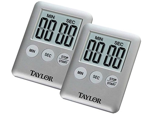 Timer Digital Mini 2 Pack