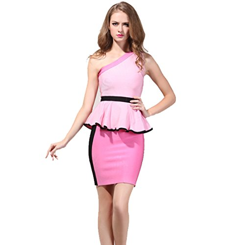 Kleid Orange Pink Orange Orange Damen HLBCBG SPR55