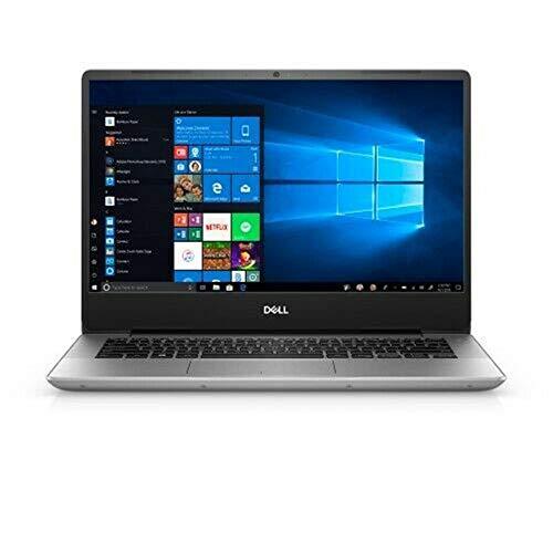 2019 Dell Inspiron 5000 14 FHD Laptop Computer, AMD Ryzen 5 3500U Quad-Core Up to 3.7GHz, 8GB DDR4 RAM, 256GB PCIe SSD, 802.11ac WiFi, Bluetooth, USB Type-C, HDMI, Platinum Silver, Windows 10 Home
